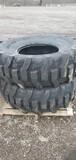(2) New 19.5L-24 Backhoe tires