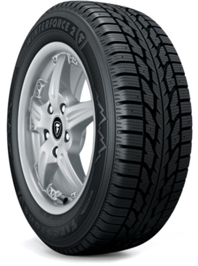 Set of 4 tires for a passenger, SUV or light truck