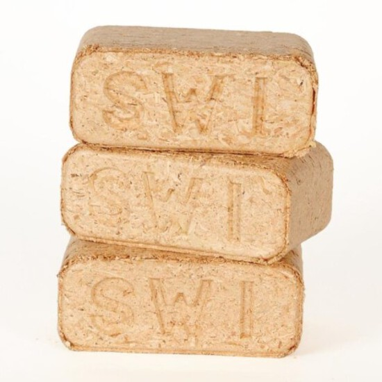 One-ton pallet of ECO Bricks