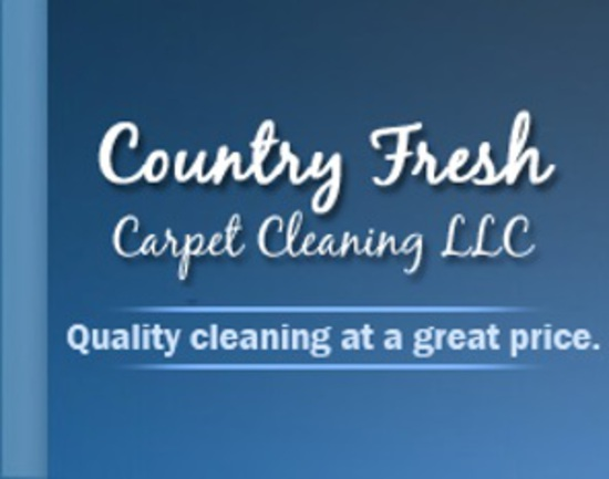 Gift certificate for carpet cleaning