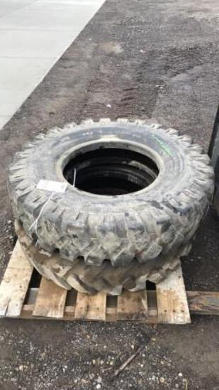 """""""ABSOLUTE"""" (2) 10.00-20 New Tires"""