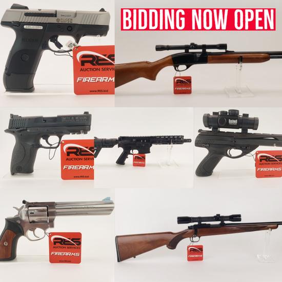 RES Firearm Auction
