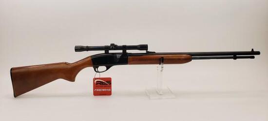 Remington 552 Speedmster 22 S,L,LR Semi Auto Rifle