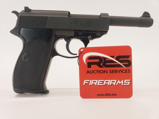 Walther P-38 9mm Semi Auto Pistol