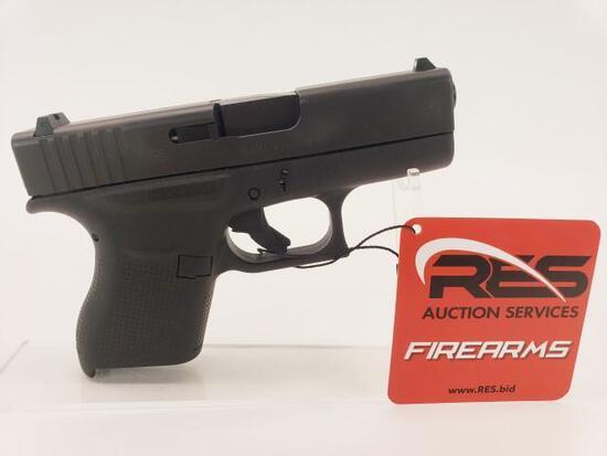 Glock 43 9mm Semi Auto Pistol
