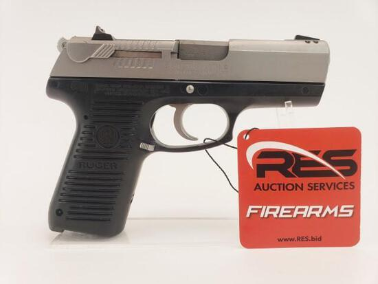 Ruger P95 DC 9mm Semi Auto Pistol