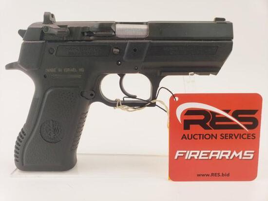 Israel Military Baby Eagle 9mm Semi Auto Pistol