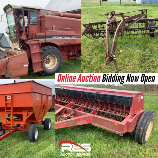 Yarman Farm Equipment Auction