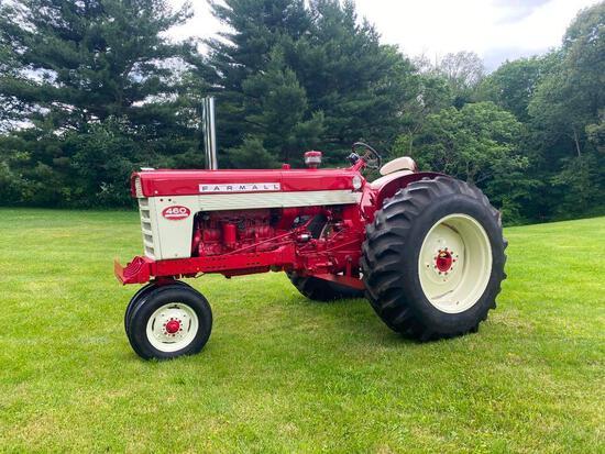 SHARP Farmall 460 tractor