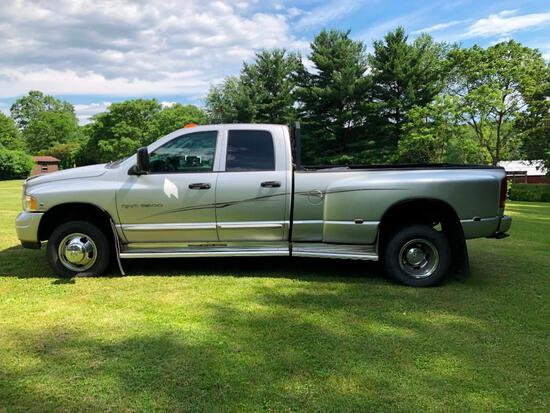 '04 Dodge Ram 3500 Truck