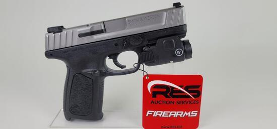 Smith & Wesson SD9VE 9mm Semi Auto Pistol