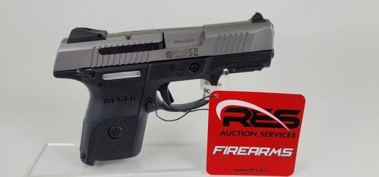 Ruger SR9C 9mm Semi Auto Pistol