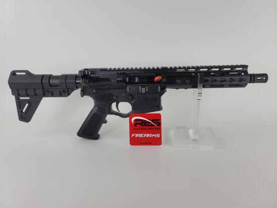 ATI Omni-Hybrid 5.56mm Semi Auto Pistol
