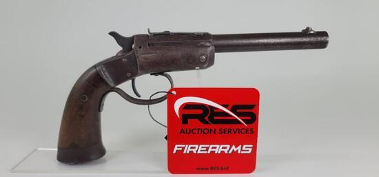 Stevens 22LR Single Shot Pistol