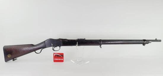 Enfield Martini 303 Brit Single Shot Rifle