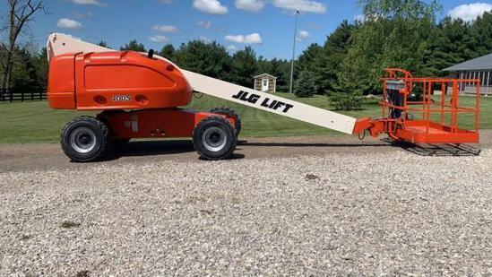 JLG 400s Boom Lift