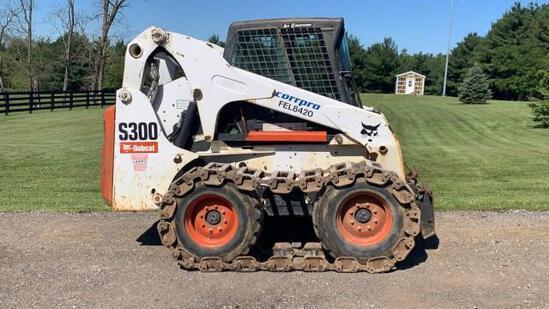 Bobcat S300 Skid Steer