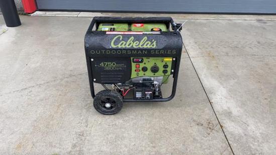 """ABSOLUTE"" Cabela's 100211 Portable Generator"