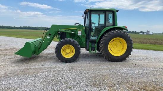 2006 John Deere 6320 Tractor