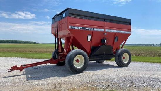Brent 440 Gravity Wagon