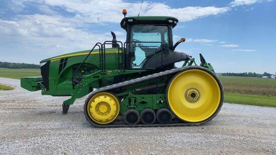 2017 John Deere 8345RT Track Tractor