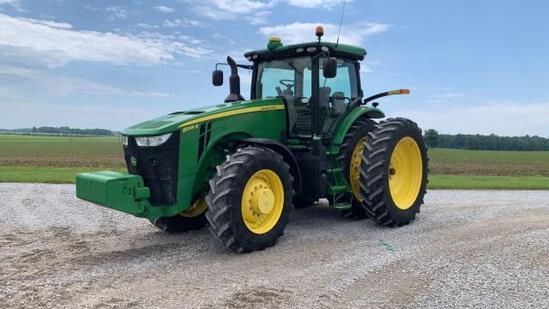 2016 John Deere 8295 R Tractor