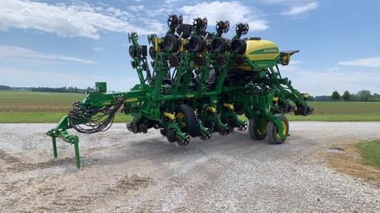 2016 John Deere 1795 Max Emerge 5 12/24 Planter