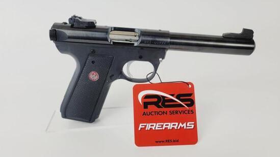 Ruger Mark III 22 Semi Auto Pistol