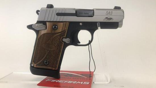 Sig-Sauer P938 9mm Semi Auto Pistol