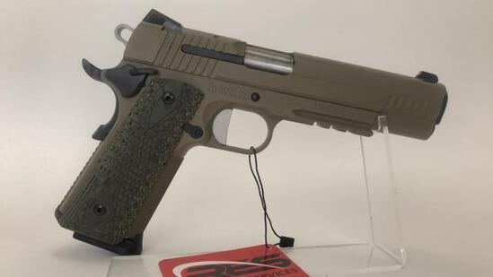 Sig-Sauer 1911 45ACP Semi Auto Pistol