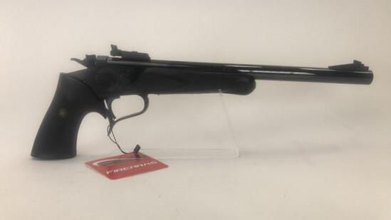 Thompson Center Contender 35 Rem Single Shot Pisto