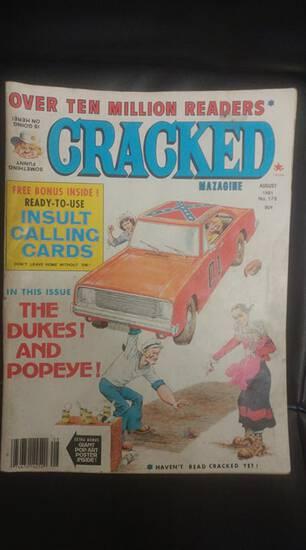 1981 Cracked magazine Dukes of Hazzard