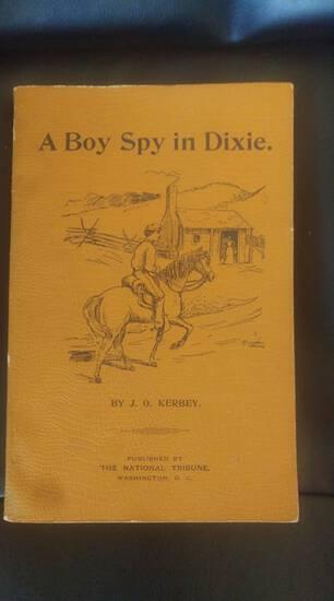 1897 A Boy Spy In Dixie