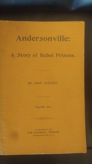 1897 Andersonville: A Story of Rebel Prisons