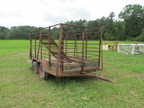 Cow trailer