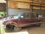 Chevrolet trucks salvage