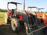 Zetor Tractor Loader