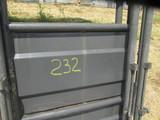 Prefriert slide gates