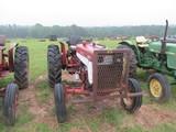International 444 Tractor