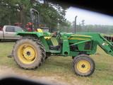 John Deere Tractor 5130