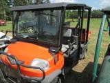 Kubota Diesel ATV