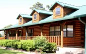 Cattle Ranch with Custom Log Home for Sale