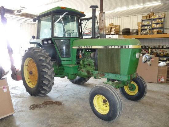 John Deere #4440 Tractor
