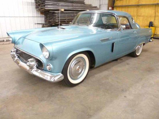 '56 Thunderbird Convertible