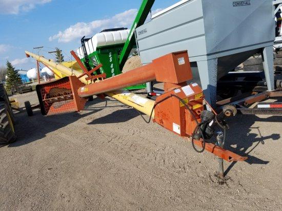 Westfield 100-61 Mech swing out auger