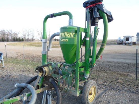 Handlair #1400 Grain Vac