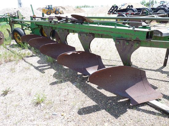 """John Deere 5-16"""" Semi Mount Plow"""