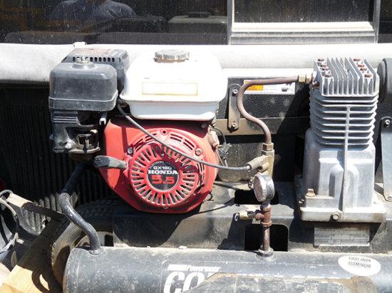 Honda Gas Powered Air Compressor