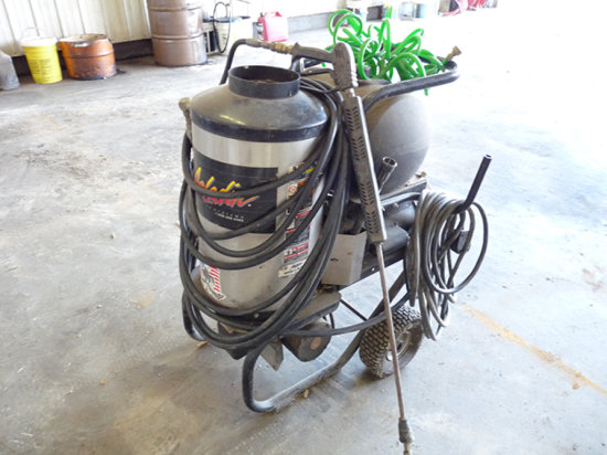Alladin Electric Hot Water Power Washer