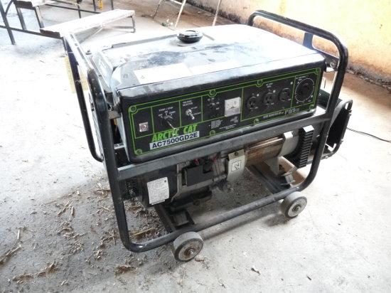 Arctic Cat 5000/7500 Watt Generator